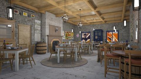 Jan Steen s Pub - by matina1976