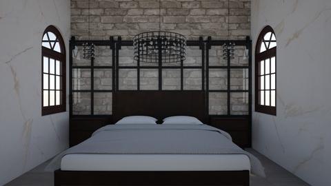 paris - Bedroom - by cuddelbear