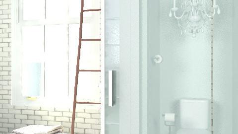 Mountainbrook Bathroom - Eclectic - Bathroom  - by RachelWiles
