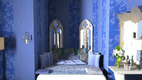 Cruel Intentions Kathryn Merteuil Bedroom - Vintage - Bedroom  - by Lenii
