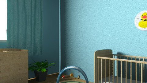 Nursery - Classic - Kids room  - by Stannie11