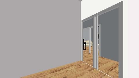 kvartira - Living room  - by panthercry