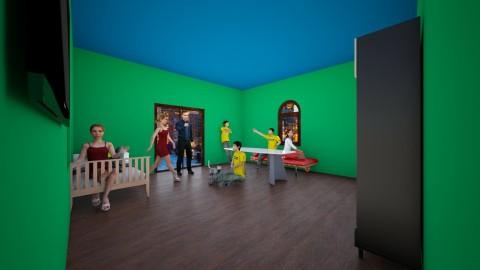 rayrays room - Modern - by tatiana smith_934