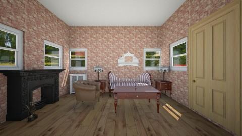 Victorian Living room  - Living room - by gtenenbaum