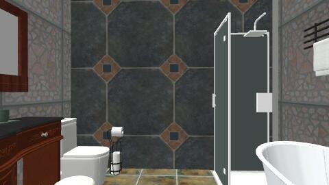 br - Classic - Bathroom  - by alenasumm