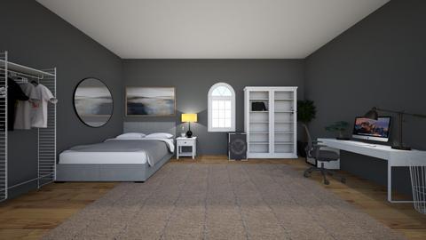Hd design - Modern - Bedroom  - by Jonasrasmussen
