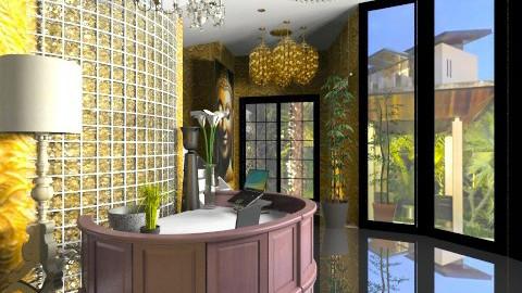 hotel reception - Classic - by Sandeep Kondana