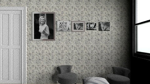 Glamour bedroom - Glamour - Bedroom  - by Federica Villani
