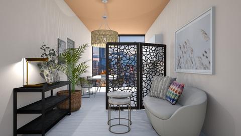 Annah - Living room  - by Meghan White