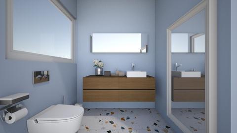 Guest bathroom ESO - Bathroom - by tora97