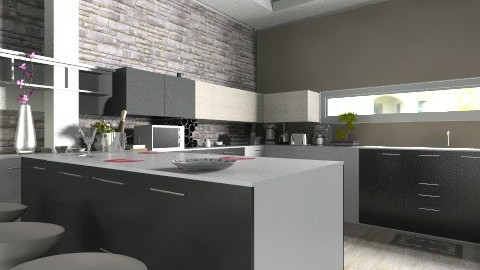kitchen new 06 - Classic - Kitchen  - by Bandara Beliketimulla