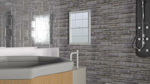 design32 - Classic - Bathroom  - by blondina14