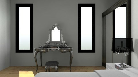 gredy - Minimal - Bedroom  - by nonipuspita