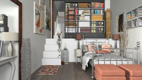 Vintage - Rustic - Office  - by rampage