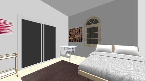 Room Option 1 - Bedroom  - by aliyamartinez