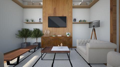 NAINC - Living room  - by diegobbf