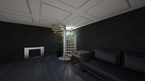 New House _in progress_ - Minimal - Living room  - by LeoKingStyle