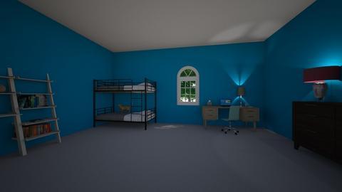 bedroom - Classic - Bedroom - by cat59