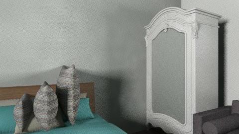 Shanas Feiled room - Rustic - Bedroom  - by Rosewgnr