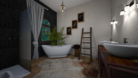 First Bathroom - Bathroom  - by DesignAndrada