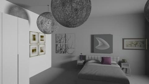 elegant - Bedroom - by martina1999
