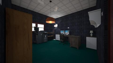 Youtuber Room - Classic - Office  - by Gamedestroyer112