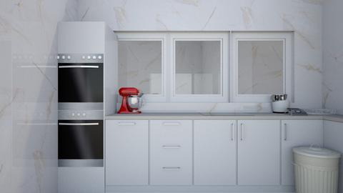 Kitchen - Modern - Kitchen - by BlurryMeal