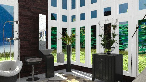 Relax Room - Modern - Bathroom  - by M_Lane