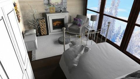cottage1 - Vintage - Bedroom  - by PiggyPower