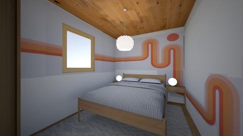 Bedroom Offbeat  - Bedroom  - by DanaPica