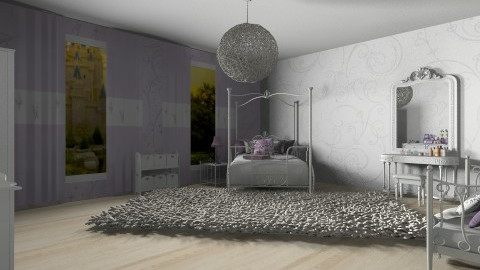 Pbedroom - Kids room  - by Anchy0712