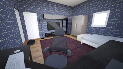 yayinroom0 - Modern - Kids room  - by hazretiapo