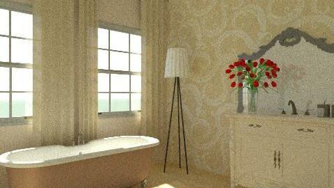 bathroom - Glamour - Bathroom  - by yoban