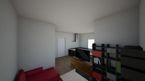 soggiorno - Living room  - by lucapuntoit