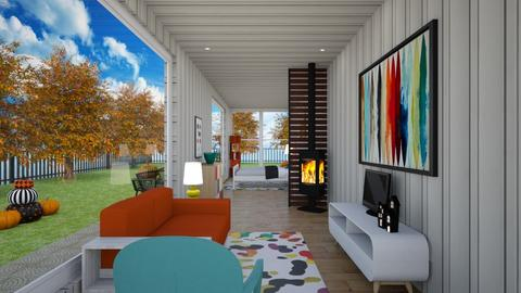 Container home - by courtsmith71772