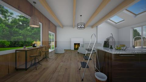competition_itsavannah - Modern - Kitchen  - by Itsavannah