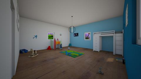 Boy room - Kids room  - by KathyScott