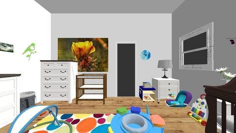 baby - Modern - Kids room - by sophiatappin2022