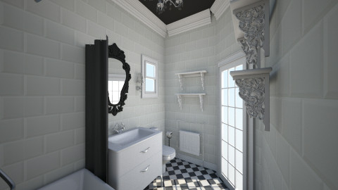 Classic Bath Room 1 - Classic - Bathroom - by Lisett
