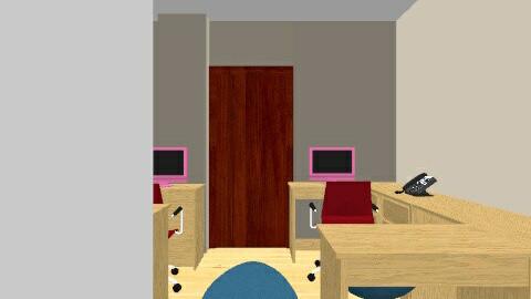 MRB24022 - Minimal - Office  - by mojidogz