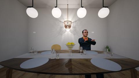 modern - Kitchen  - by tsvikaluli