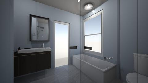 Lewis Bathroom - Bathroom  - by familyjewells