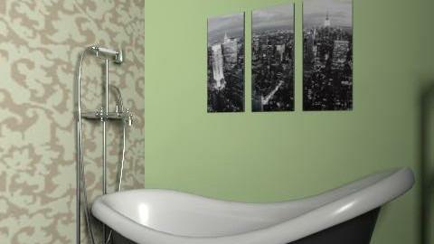 Bathroom 02 - Charlie's Vogue - Glamour - Bathroom  - by raven_calling