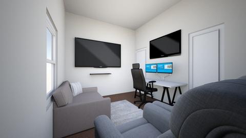 Office - Modern - Office - by kborn392