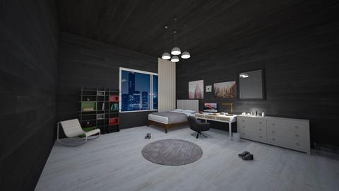 bedroom - Modern - Bedroom  - by alexa0921