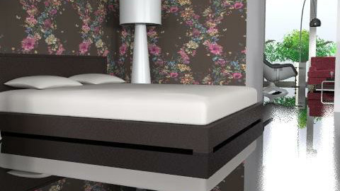 Fiori - Eclectic - Bedroom  - by Dina1970