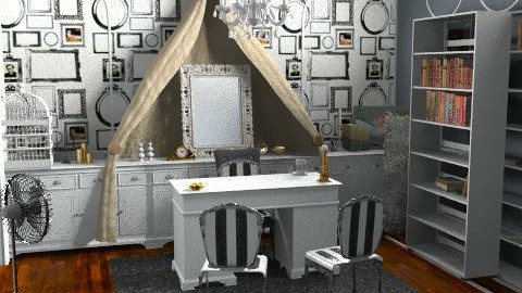 office - Glamour - Office  - by lysha