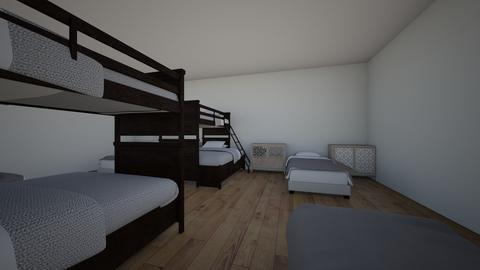 orphanage - Kids room - by tropicalxoxo