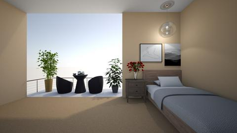Simple life - Bedroom  - by tathianhduong2009