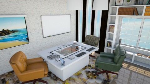 MS Designer - Modern - Office  - by Mariesse Paim